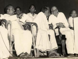 Did Karunanidhi Deny Kamarajar & Rajaji Burial at Marina beach