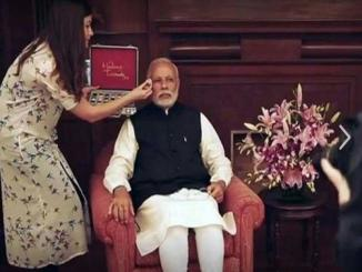 No PM Modi Hired has not hired Makeup Artist At 15 Lakh Rupees A Month