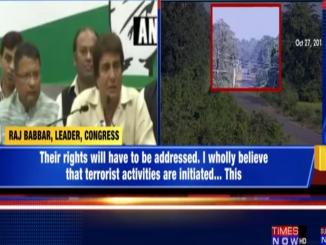 Video: For Congress leader's Maoists, naxals are revolutionaries