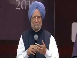 Did Manmohan Singh said governments of Madhya Pradesh, Chattisgarh were very good