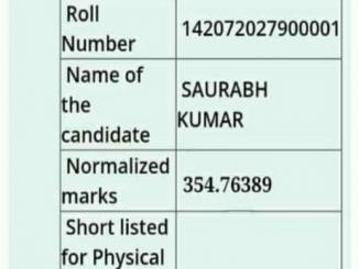 Candidate obtains more than 100 marks in Indian Railways exam, score goes viral