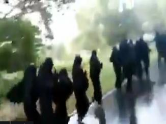 Campus ragging Sri Lanka: Water thrown on burkha clad women is not from India