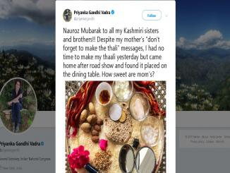 Nauroz vs Navreh: Priyanka Gandhi tweets Nauroz Mubarak, is it correct?