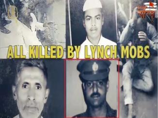 Congress uses photograph of a police officer killed byMuslim mob, tweet backfires