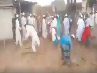 Bangladesh video passed as riot video from West Bengal 2019