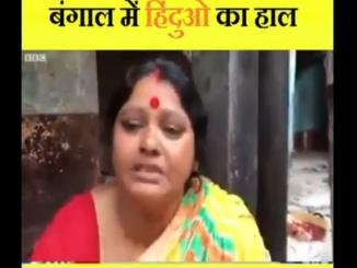 Are Hindus vacating their homes in West Bengal