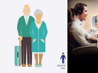 Air India old age discount