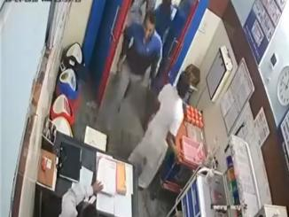 Video of Doctor being assaulted is from MP and not from West Bengal
