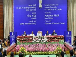 PM addresses Inaugural Session of Assistant Secretaries