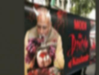 Modi the Dracula of Kashmir fake post viral on social media