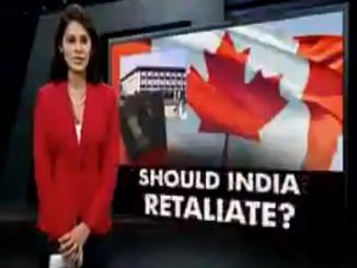 Has Canada refuse visa for Indian Army Generals and Brigadiers?