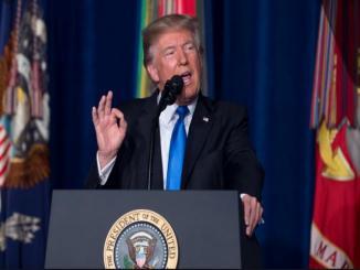 Donald Trump claim in NATO increased defense budget