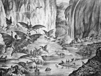 The Great Moon Hoax 1835