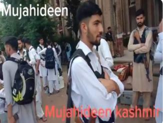 Video shared as Mujahideen Kashmir is false