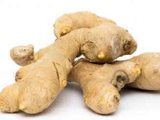 Ginger is 10,000x more effective at killing cancer than chemo