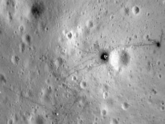 Has Lander Vikram Located on Moon Surface, trying for communication.