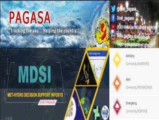 Dost_PAGASA Visayas VS Dost_pagasa
