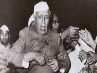 Was Nehru slapped on the face by Swami Vidyanand Videh in 1962