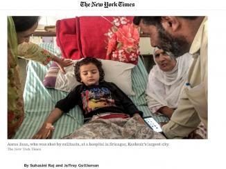 Did Indian Soldiers smashed his body child with sticks, Asma Jaan