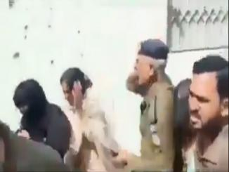 Pakistan Video of Army assaulting, passed as Indian Army