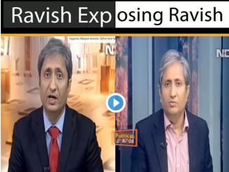 When Hindus Get Clean Chit VS when Muslim get clean chit Ravish Kumar