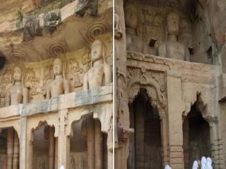 Jain temple found under demolished mosque Raichur, Karnataka