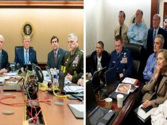Has the Situation Rooms of White House been renovated?