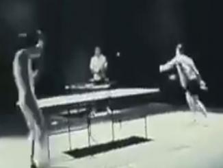 Priceless clip of 1970 of Bruce Lee playing Table Tennis, Nan-chak - Factcheck