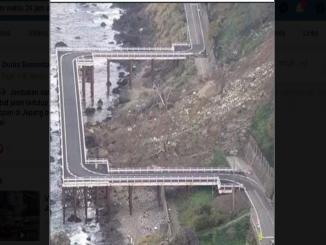 Image Emergency road constructed in Japan within 24 hrs Fact check