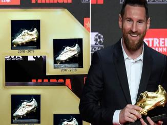 Did Lionel Messi donate all his 6 golden boots & 20M to unicef