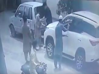 video of robbery from Sarvodaya mandir, Ghatkopar, Mumbai
