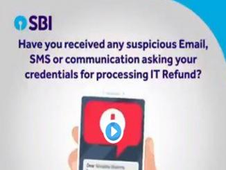 State Bank of India, SBI warning on phishing messages