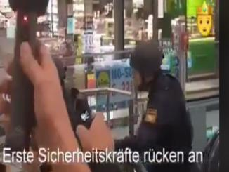 Nuremberg station: Police practice anti-terrorist operation viral as from Hong kong