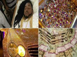 Did the richest man in kuwait nassi al kharki just died
