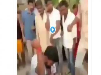 kashmir fake news: Kashmiri Muslim child tortured to death by RSS