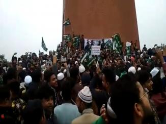 Did anti-CAA protestors raise Pakistan Zindabad sloagns in Lucknow