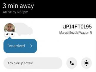 Pakistani Hindu thrown out by @Uber_India Driver Naseem, Delhi