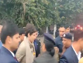 How can the UP police manhandle priyankagandhi, UP police officer Dr Archana Singh Responds?