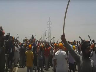 Three year old video showing Sikhs being viral in the name of NRC