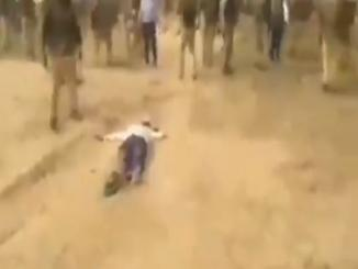 Funny Video fact check: Watch the real face of hindutva Police