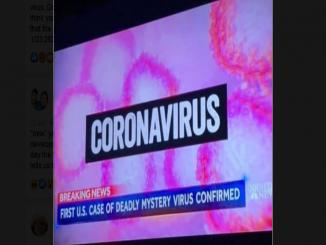So let me get this straight about this virus, coronavirus China