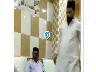 Was BJP leader Inayat Hussain face blackened in Indore due to support of CAA, NRC, NPR