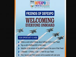 Over 1,000 companies, 165 abroad to gather in Lucknow for biggest ever DefExpo