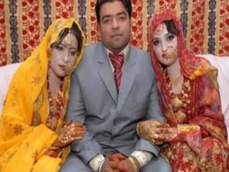 A Pakistani man married his own two cousins