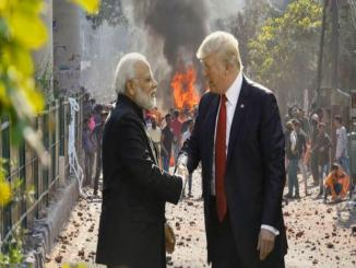 Kunal Kamra, posted fake pictures of PM Modi Trump is unacceptable