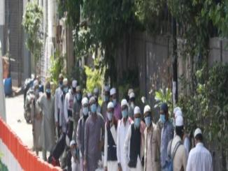 Did Tablighi Jamaat members demand non-veg food and defecation in open?