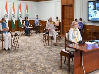 What Prime Minister Modi discuss with Chief Ministers and UTs leaders