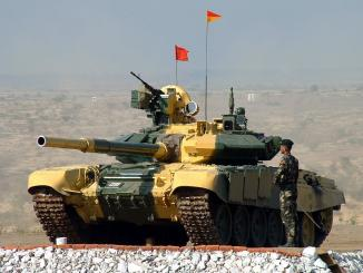 T-90 and T-72, Bhishma tanks deployed in Ladakh, How did India get the T-90 tanks?
